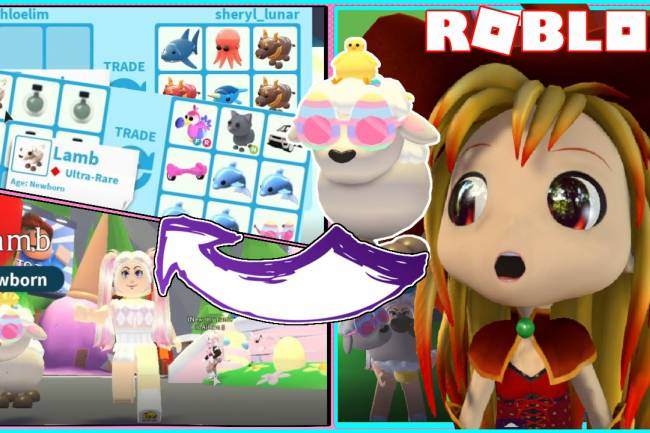 Roblox Adopt Me Gamelog - May 01 2021