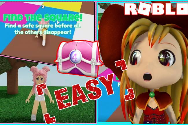 Roblox Find the Square Gamelog - May 09 2021