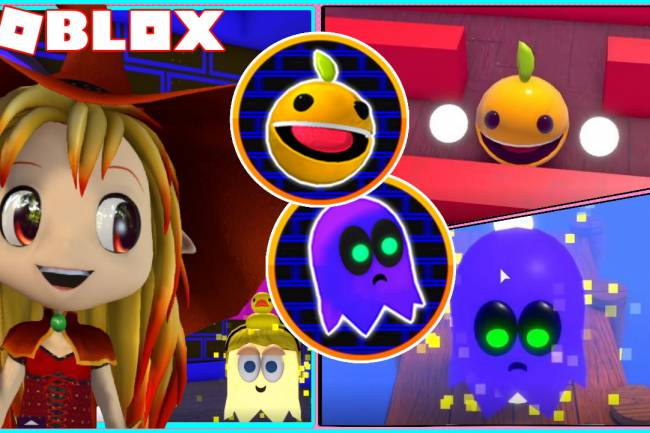 Roblox Pac-Blox Gamelog - May 27 2021