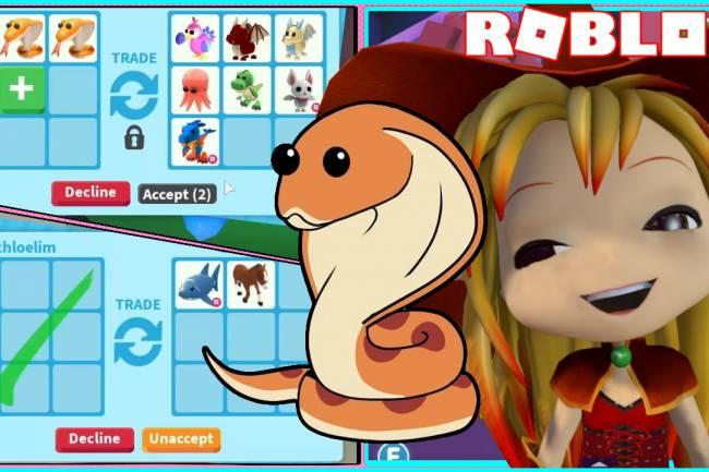 Roblox Adopt Me Gamelog -June 19 2021