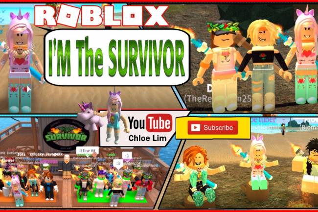 Roblox Survivor Gamelog - July 26 2018