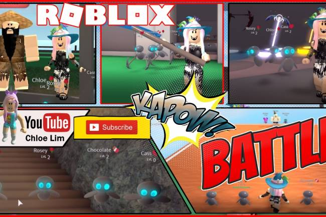 Roblox Robot Simulator Gamelog - October 18 2018