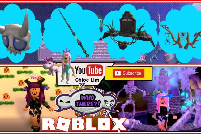 Roblox Darkenmoor Gamelog - October 20 2018