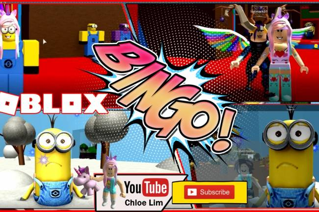 Roblox Minion Freeze Tag Classic Gamelog - November 6 2018