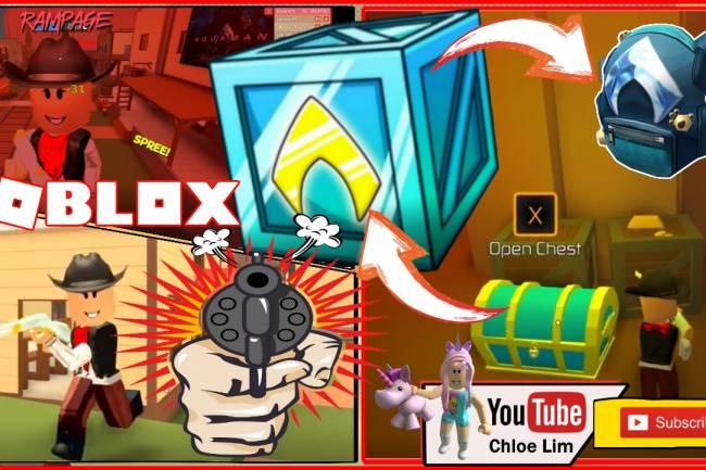 Roblox Bandit Simulator Gamelog -  Channel: Chloe Lim Uploaded time: 2018