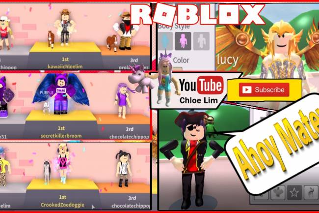 Roblox Design It Gamelog - May 10 2018
