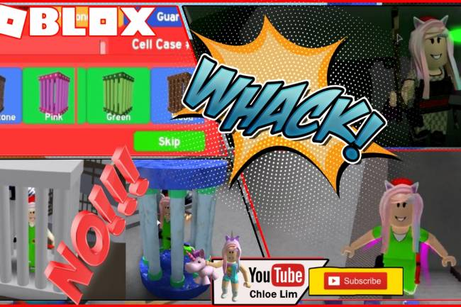 Roblox Prison Tag Gamelog - December 22 2018