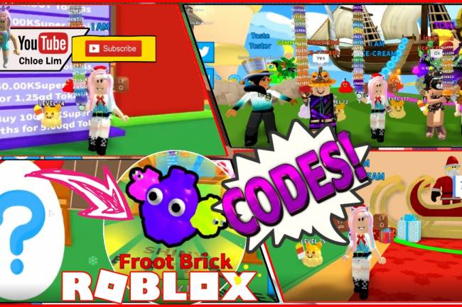 Roblox Ice Cream Simulator Gamelog - December 23 2018