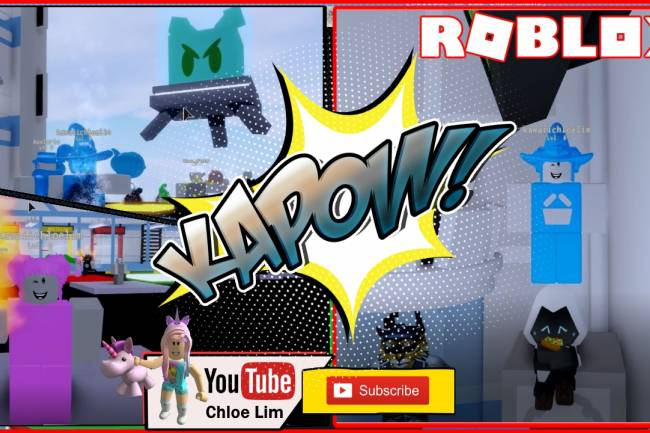 Roblox Lab Experiment Gamelog - February 26 2019