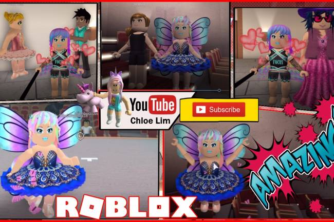 Roblox Dance Your Blox Off Gamelog - May 16 2018