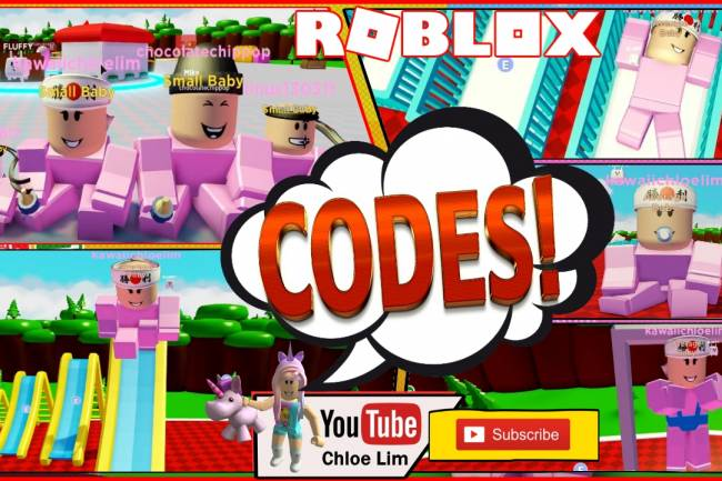 Roblox Baby Simulator Gamelog - March 19 2019