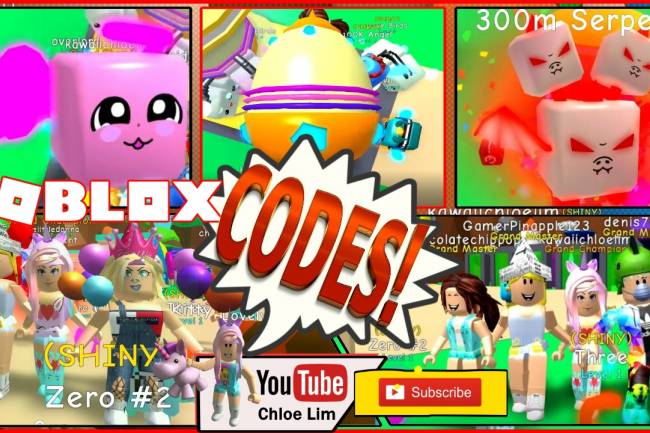 Roblox Bubble Gum Simulator Gamelog - March 25 2019