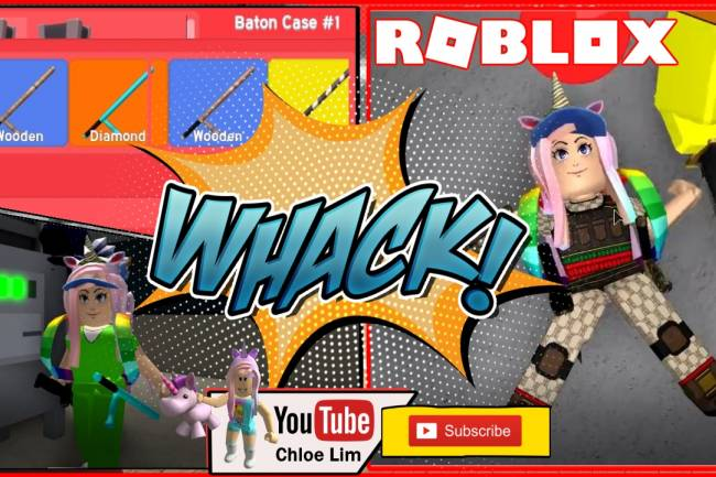 Roblox Prison Tag Gamelog - May 20 2019
