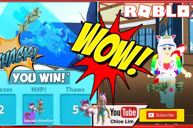 Roblox Ice Breaker Gamelog - May 23 2019