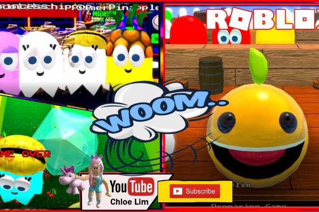 Roblox Pac-Blox Gamelog - July 19 2019