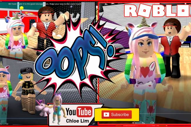 Roblox Escape The Bowling Alley Obby Gamelog - July 26 2019