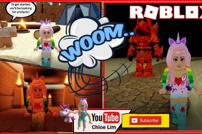 Roblox Egypt Trip Gamelog - August 25 2019