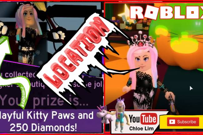Roblox Royale High Halloween Event Gamelog - October 07 2019