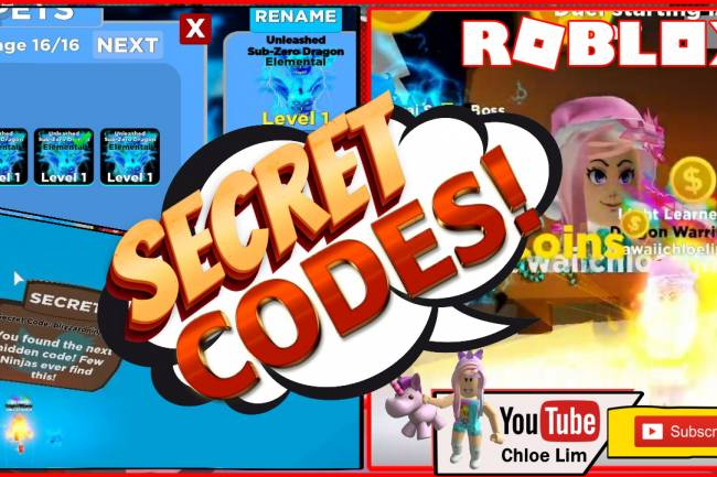 Roblox Ninja Legends Gamelog - December 17 2019