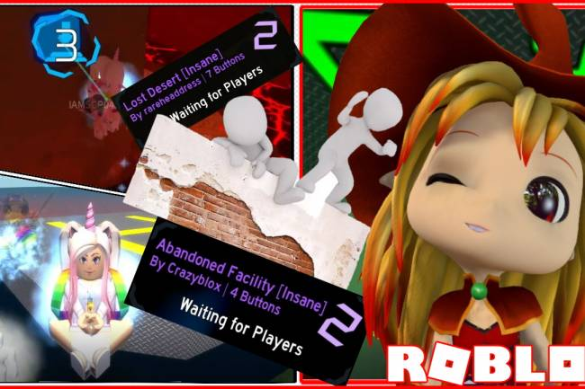 Roblox Flood Escape 2 Gamelog - February 01 2020