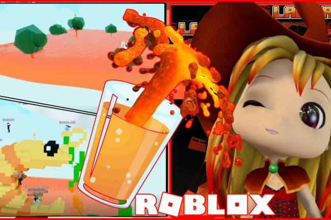 Roblox Lava Run Gamelog - February 23 2020