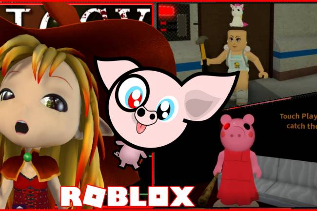 Roblox Piggy Gamelog - March 07 2020