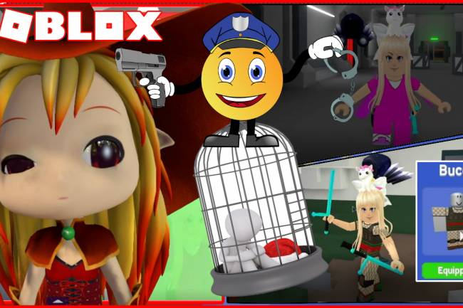 Roblox Prison Tag Gamelog - March 12 2020