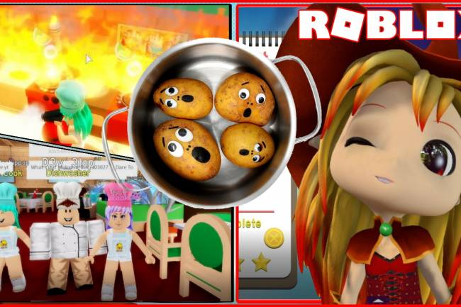 Roblox Dare To Cook Gamelog - March 24 2020