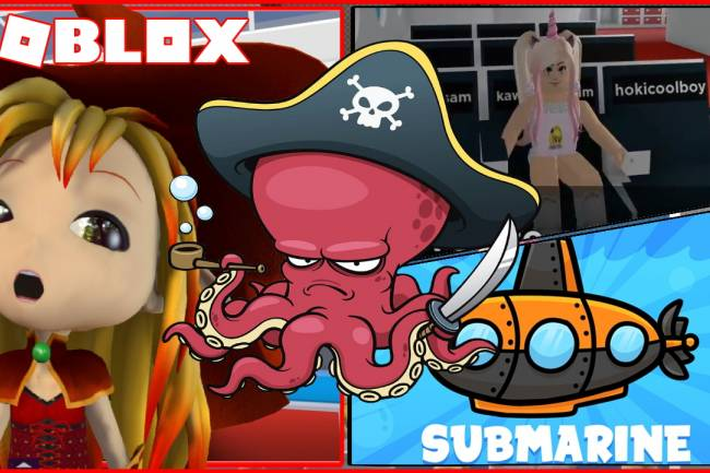 Roblox Submarine Story Gamelog - March 26 2020