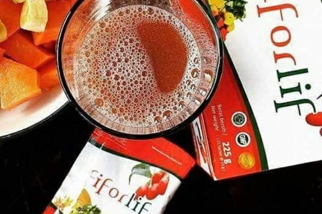 ramuan pelangsing peluntur lemak fiforlif