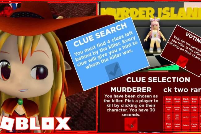Roblox Murder Island 2 Gamelog - March 31 2020