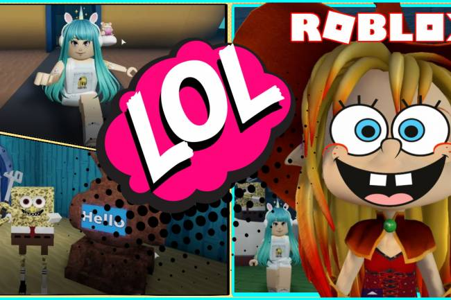 Roblox Sponge Gamelog - May 17 2020