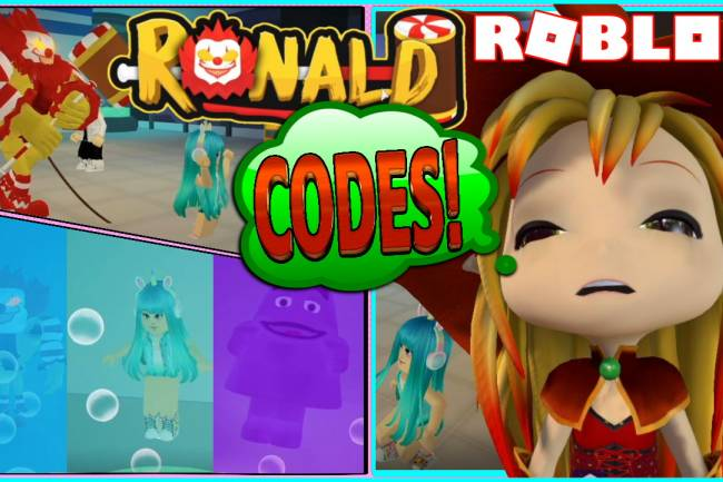 Roblox Ronald Gamelog - June 30 2020